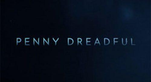 Penny Dreadful Title Treatment