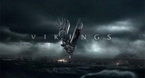 Vikings Title Treatment