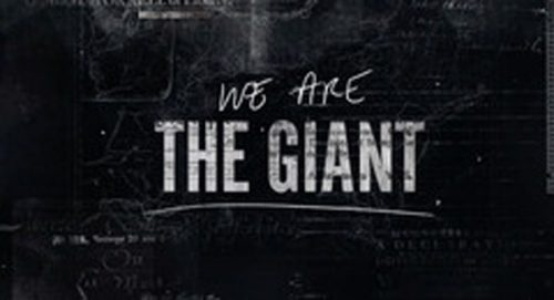We Are the Giant Title Treatment