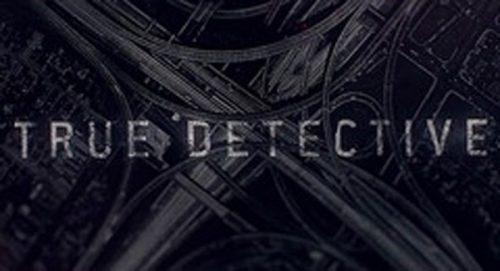 True Detective Title Treatment