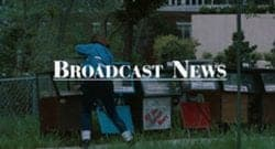 Broadcast News Title Treatment