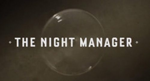 The Night Manager Title Treatment