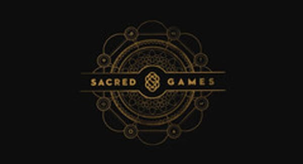 Sacred Games Title Treatment