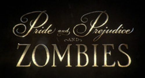 Pride and Prejudice Zombies Title Treatment