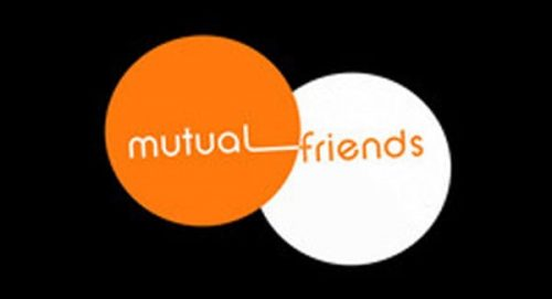 Mutual Friends Title Treatment