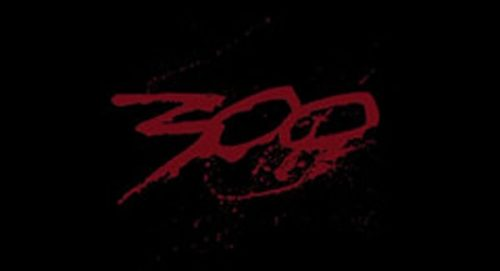 300 Title Treatment