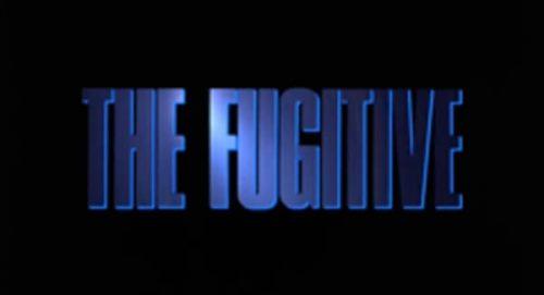 The Fugitive Title Treatment