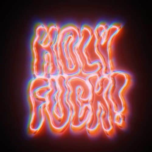 MISHKO – Type glitch experiments – Holy Fuck