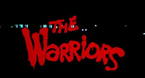 The Warriors Title Treatment