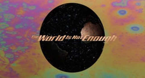 The World is Not Enough Title Treatment