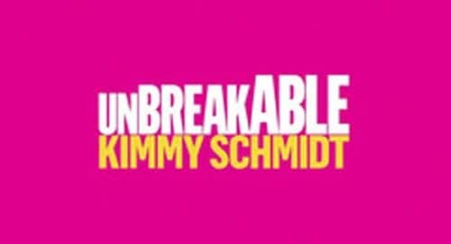 Unbreakable Kimmy Schmidt Title Treatment