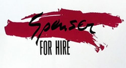 Sponsor for hire Title Treatment
