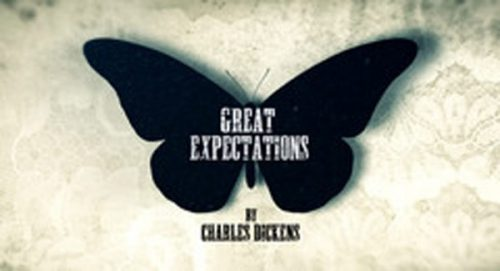 Great Expectations Title Treatment