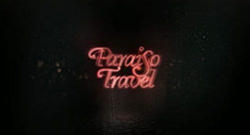 Paraiso Travel Title Treatment