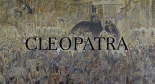 Cleopatra Title Treatment