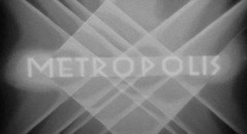 Metropolis Title Treatment