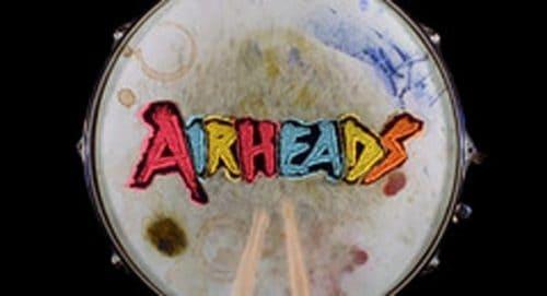 Airheads Title Treatment