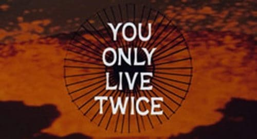 You Only Live Twice Title Treatment