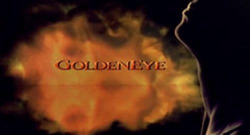 Goldeneye Title Treatment
