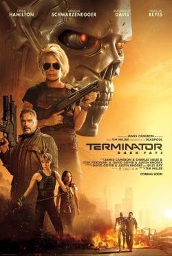 Terminator Dark Fate Key Art