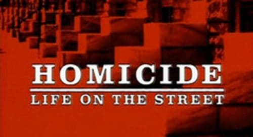 Homicide Life On The Street Title Treatment