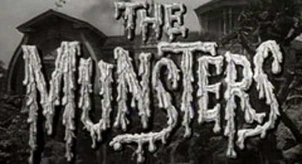 The Munsters Title Treatment