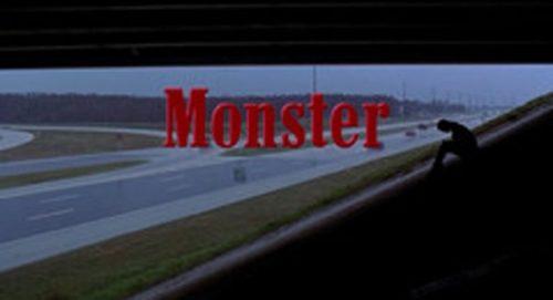 Monster Title Treatment
