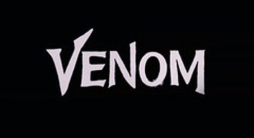 Venom Title Treatment