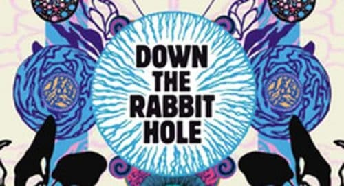 Down the Rabbit Hole – Title Treatment