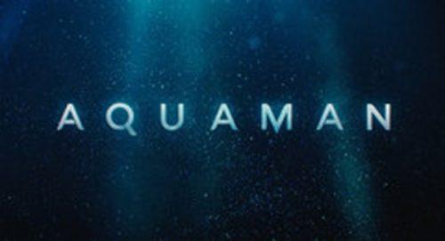 Aquaman Title Treatment