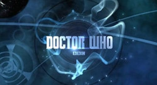 Doctor Who Title Treatment