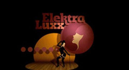 Elektra Luxx Title Treatment