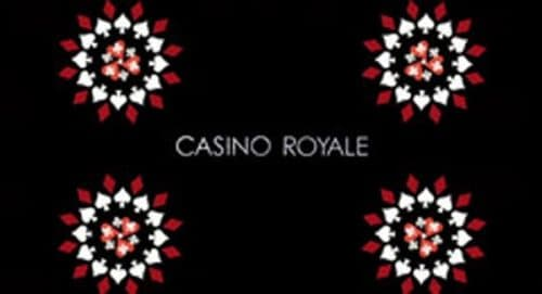 Casino Royal Title Treatment