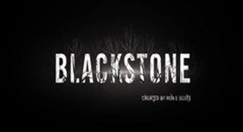 Blackstone Title Treatment