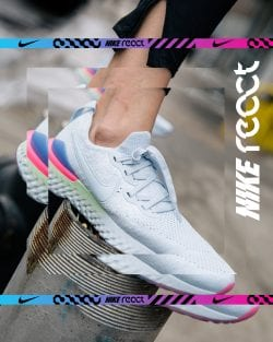 Tran La x Conscious Minds – Nike React IG Typographic Poster Campaign 4 (4)