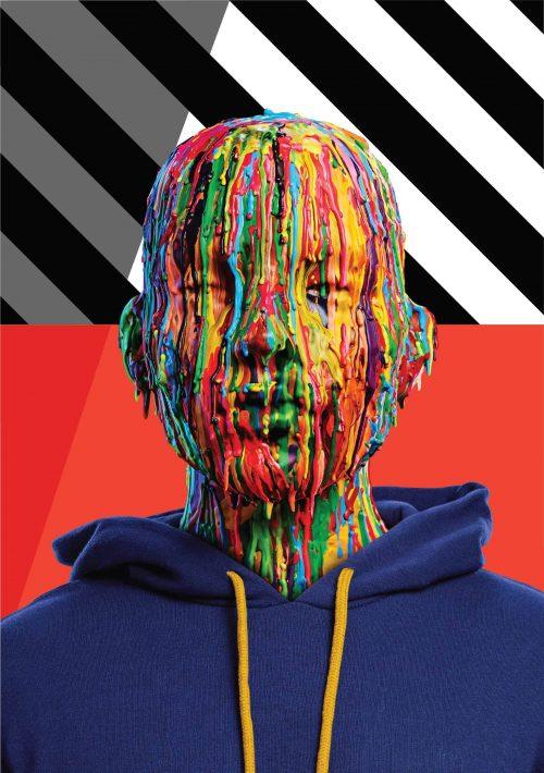 MTV Many Me Drip Face