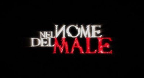 Nel Nome Del Male Title Treatment