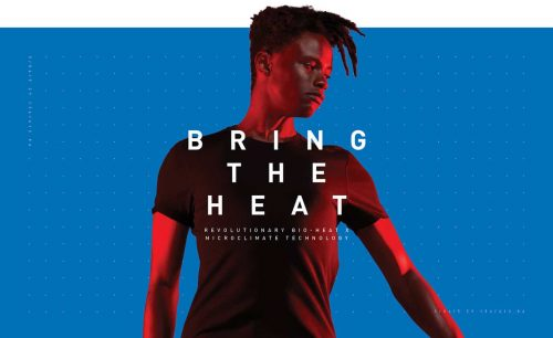 2XU – Bring the Heat Poster Design Campaign 005