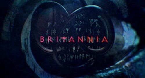 Britannia Title Treatment