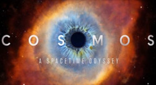 Cosmos Title Treatment