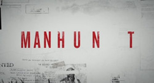 Manhunt Title Treatment