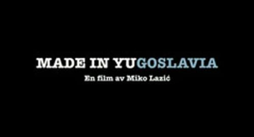 Made in Yugoslavia Title Treatment