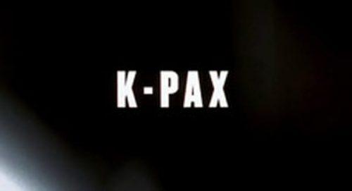 K-Pax Title Treatment