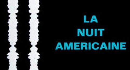 La Nuit Americaine Title Treatment