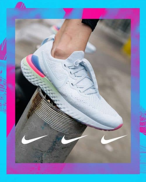 Tran La x Conscious Minds – Nike React IG Typographic Poster Campaign 9 (3)