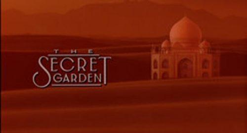 The Secret Garden Title Treatment