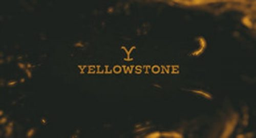 Yellowstone Title Treatment