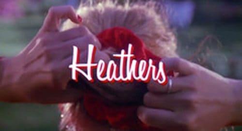 Heathers Title Treatment