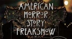 American Horror Story Freakshow Title Treatment