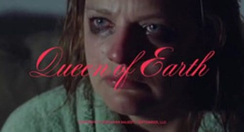 Queen of Earth Title Treatment